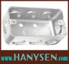 UL standard Galvanized Steel Junction Box