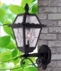 Euro-Style Aluminum die-casting wall light