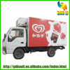 bus sticker banner good quality and cheap price