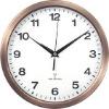 Metal Wall Clock SCM1181(JJY),SCM1182(WWVB),SCM1183(DCF),SCM1184(MSF)