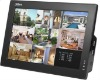 "Dahua 10"" Touchscreen combo dvr with built-in lcd monitor: CVR0804-10T"