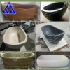 Supplier Solid Stone Polish Bathtubs