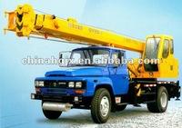 QY8D 8ton hydraulic mini truck crane XCMG brand