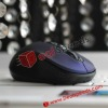 Hot Sale Special Design Driver Mini Wireless Optical Mouse(Dark Blue)