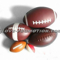 PU Stress ball American football