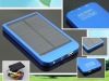portable iphone solar battery charger 2600mah for mobile phone