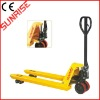 hand pallet truck DF 2500kg,hydraulic hand pallet jack with CE