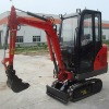 HT18E crawler excavator with CE 1.8T 0.06m3 bucket capacity