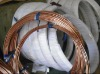 copper plated steel wire