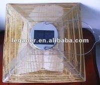 lining solar lantern