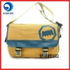 top quality canvas shoulder bags with long strap