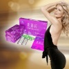 new package, 2010 hot sales, 100% herbal natural ---herbal slimming capsule innerpure capsule , take it , give a slender you