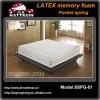 Comfort compressed memory foam mattress/ Lomanilisa/08PG-01