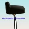 Mini Qual-Band GPS/GSM Antenna