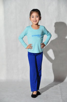 31121402 & 31122604 Girls' Long Sleeve Shirt & Pants