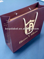 Factory price shopping paper bag