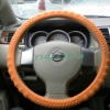 Custom silicone case for car Steering wheel