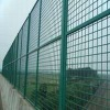 Anti-corrosion vinyl clad Wire Mesh fence (factory)