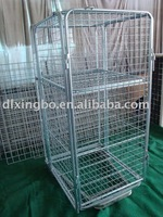 Sell wire mesh roll cage roll container