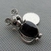 2012NEW STYLE Fashion crystal brooch