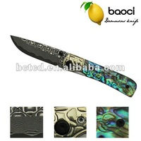 Wholesale! 2012 New Product,Damascus knife