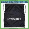 210D GYM sport drawstring backpack