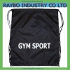 210D GYM sport drawstring backpack