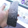 Silver&blue Bling Diamond Hard Case Cover For Apple iPhone5/5g