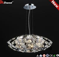 2012 Newest Modern Crystal Pendant lamp