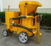 220V dry concrete shotcrete machine