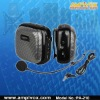 Portable Mini Voice Amplifier with TF card reader PA-210