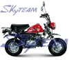 SKYTEAM 50cc 4 stroke monkey motorcycle (EEC Approval)