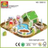 Sponge Bob wooden toys confirm to ASTM EN71