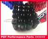 M12*1.25, L:50mm BLOX LIGHT WEIGHT WHEEL NUTS RACING LUG NUTS (20pcs/set) Black or Blue or Red