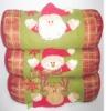 christmas plush cushion