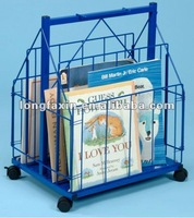 Mobile big book storage unit