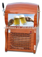 Idea choice wooden beer cabinet with beautiful design