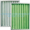 Aluminum Frame Pleated Filter