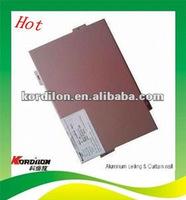 Aluminum wall panel/aluminium curtain wall/cladding fixing system