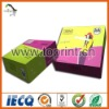 Music player packaging color paper box