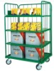 ISO9001:2000 Foldable hand trolley