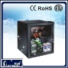 50L bar fridge custom/top showcase/ chiller refrigerator for Wine and Beer without Light Box