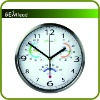 With Thermometer Hygrometer Multi-function Wall Clock