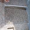 SS rosa granite floor tile