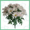 high quality artificial mum flower bouquet