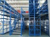 warehouse steel Mezzanine Floor/racking system