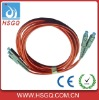 SC fiber optic cable type