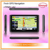 7inch GPS Mediatek MT3351 for TFT Touch Screen 800*480 Navigation