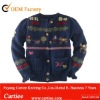 Jacquard Cardigan For Girl