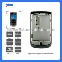 2012 Brand New Phone full housing for blackberry torch 9800